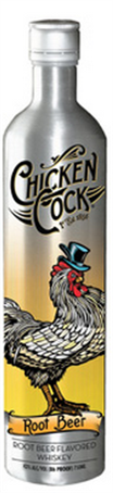 Chicken Cock Whiskey Root Beer